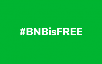 "BNB is a FREE word. Now there's more at stake than ""just"" our cities."