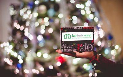 10 Fair Christmas gifts ideas: you book, you donate