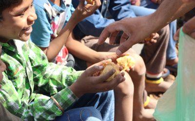 Sprechi alimentari: la nostra azione per l'SDG 2 Fame Zero