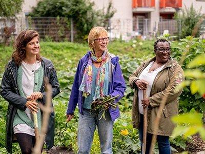 progetti sociali Amsterdam