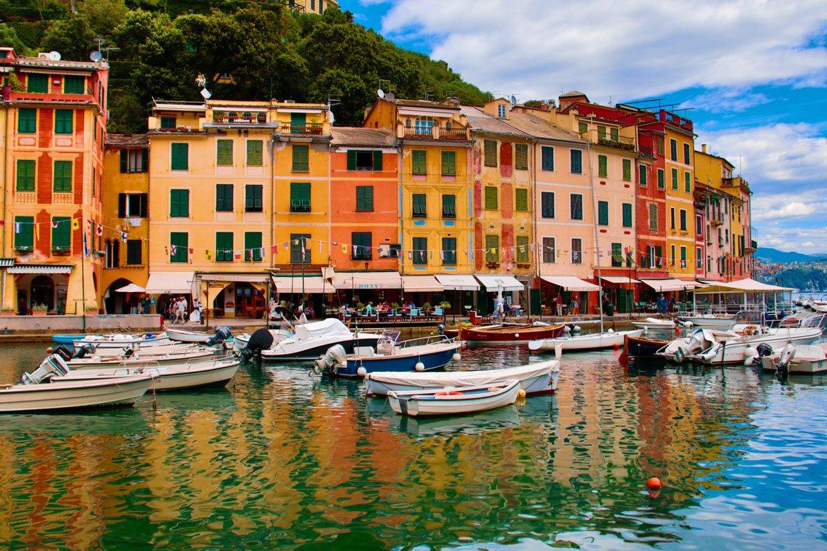 borghi in Liguria villages in Liguria Portofino