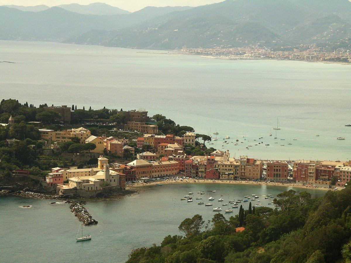 borghi in Liguria villages in Liguria Sestri Levante