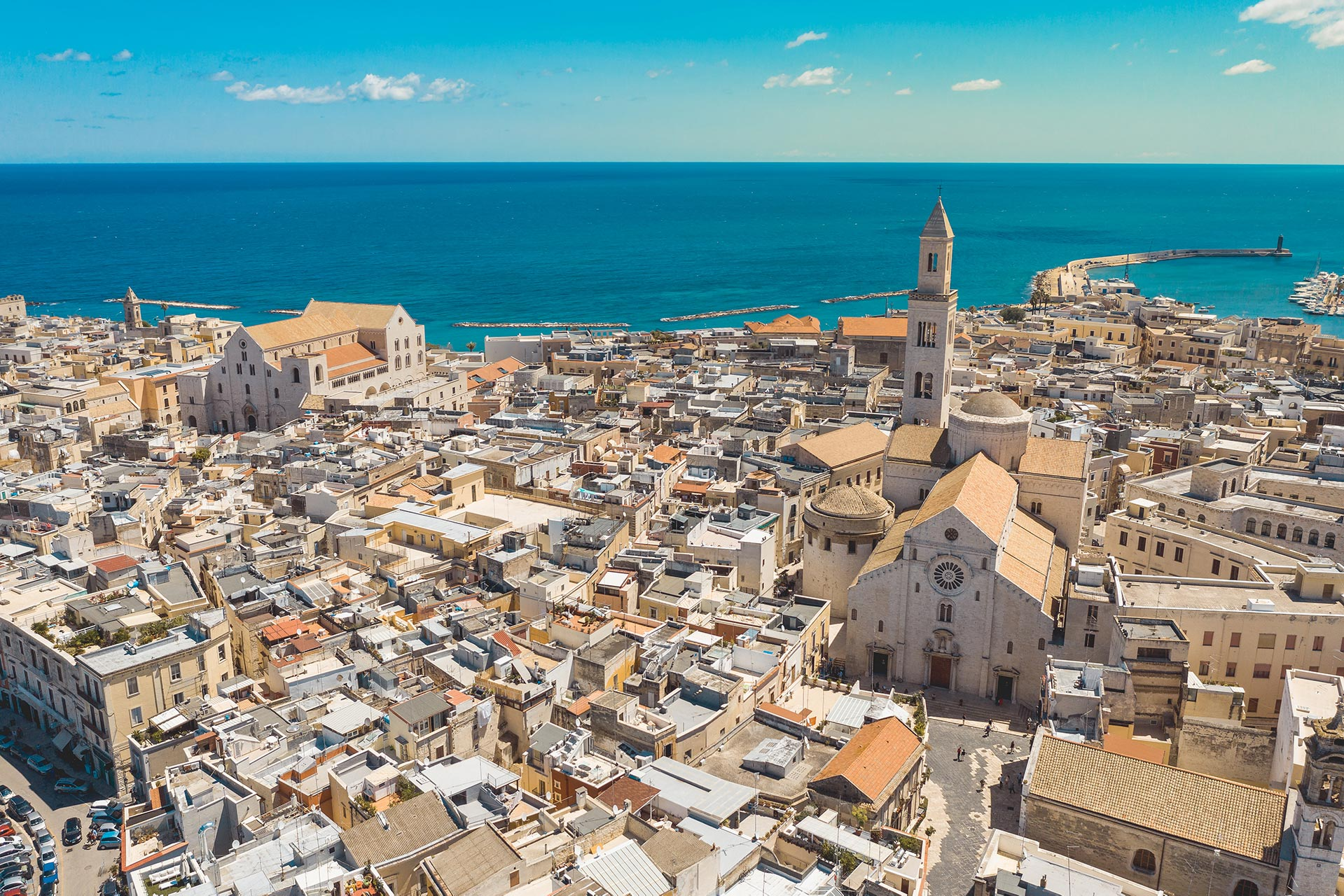 holiday in october in Bari vacanze a ottobre