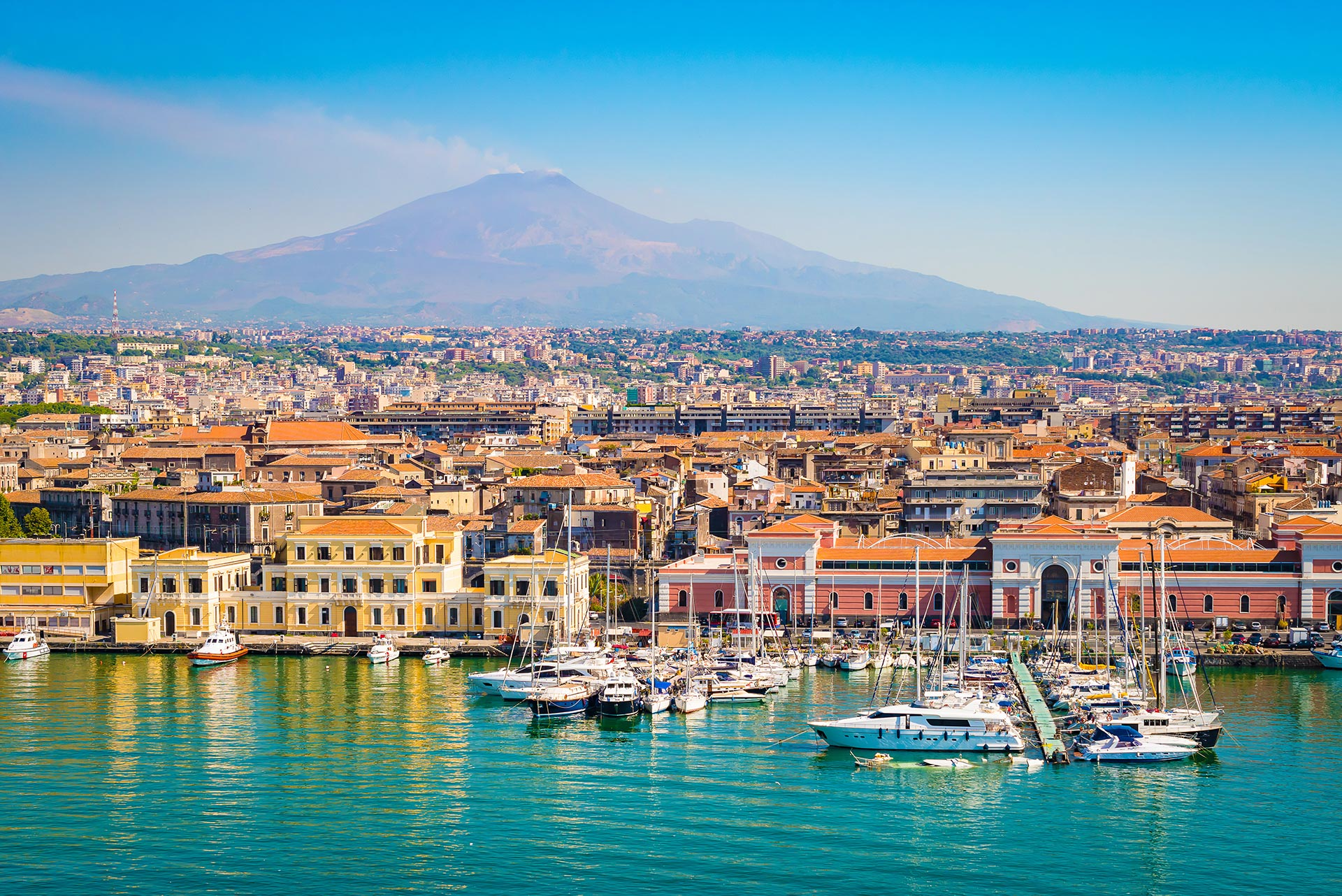 holiday in october in Catania vacanze a ottobre