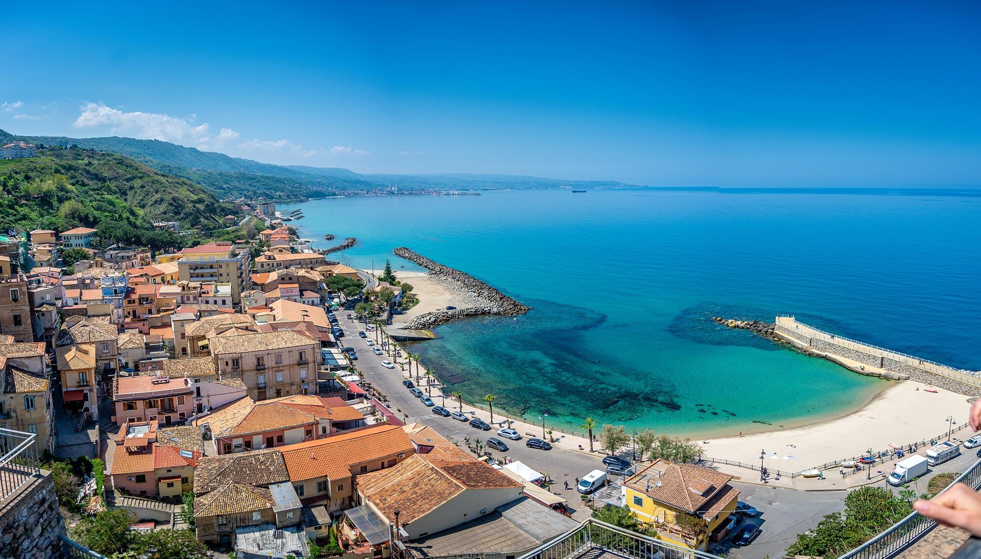holiday in october in Calabria vacanze a ottobre